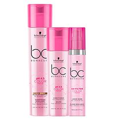 bc bonacure color freeze